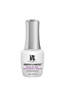 Red Carpet Manicure - Fortify & Protect - LED Gel Top Coat - 9ml / 0.30oz