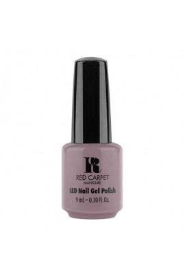 Red Carpet Manicure - LED Nail Gel Polish - Greige Days- 9ml / 0.30oz