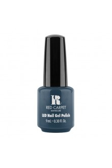 Red Carpet Manicure - LED Nail Gel Polish - Teal The One - 9ml / 0.30oz