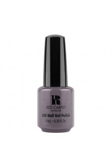 Red Carpet Manicure - LED Nail Gel Polish - Grey Area - 9ml / 0.30oz