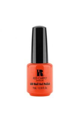 Red Carpet Manicure LED Gel Polish - Fiji Fever Summer 2017 Collection - Neon Nights - 0.3oz / 9ml
