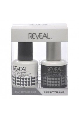 Reveal Professional - Gel Polish - Top & Base - 15 mL / 0.5 oz