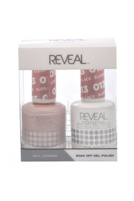Reveal Professional - Gel & Lacquer - Elegant Lace 013 - 15 mL / 0.5 oz
