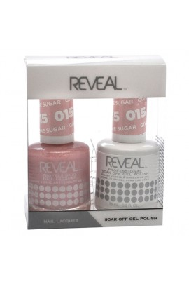 Reveal Professional - Gel & Lacquer - Give Me Some Sugar 015 - 15 mL / 0.5 oz