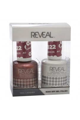 Reveal Professional - Gel & Lacquer - Autumn Breeze 022 - 15 mL / 0.5 oz