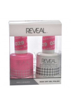 Reveal Professional - Gel & Lacquer - Raspberry Sorbet 028 - 15 mL / 0.5 oz