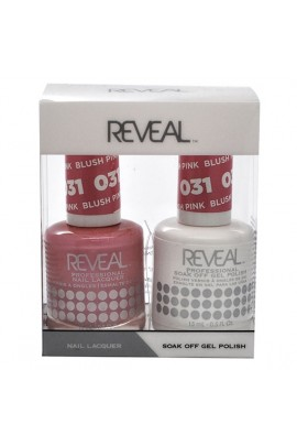 Reveal Professional - Gel & Lacquer - Blush Pink 031 - 15 mL / 0.5 oz