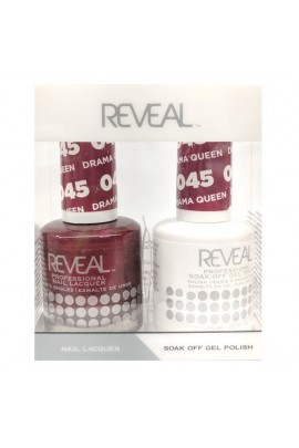 Reveal Professional - Gel & Lacquer - Drama Queen 045 - 15 mL / 0.5 oz