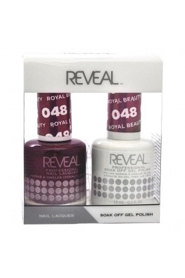 Reveal Professional - Gel & Lacquer - Royal Beauty 048 - 15 mL / 0.5 oz