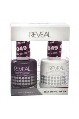 Reveal Professional - Gel & Lacquer - Sultry Siren 049 - 15 mL / 0.5 oz