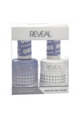 Reveal Professional - Gel & Lacquer - Periwinkle Dreams 065 - 15 mL / 0.5 oz