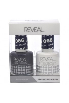 Reveal Professional - Gel & Lacquer - Midnight Blue 066 - 15 mL / 0.5 oz