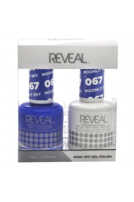 Reveal Professional - Gel & Lacquer - Moonlit Sky 067 - 15 mL / 0.5 oz