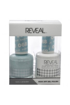 Reveal Professional - Gel & Lacquer - Baby Blue 068 - 15 mL / 0.5 oz