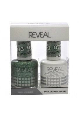 Reveal Professional - Gel & Lacquer - Enchanted Mist 073 - 15 mL / 0.5 oz