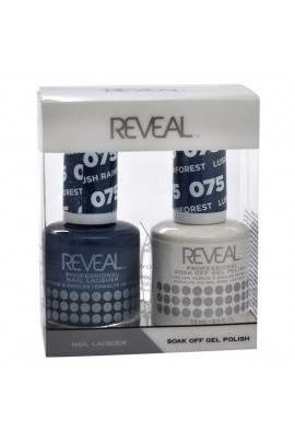 Reveal Professional - Gel & Lacquer - Lush Rainforest 075 - 15 mL / 0.5 oz