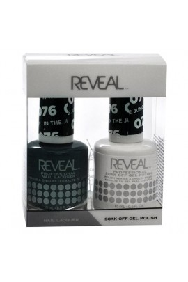Reveal Professional - Gel & Lacquer - In The Jungle 076 - 15 mL / 0.5 oz