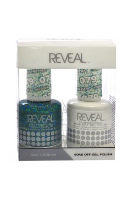 Reveal Professional - Gel & Lacquer - Under The Sea 079 - 15 mL / 0.5 oz