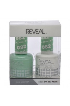 Reveal Professional - Gel & Lacquer - Magical Mint 082 - 15 mL / 0.5 oz