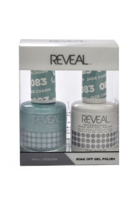 Reveal Professional - Gel & Lacquer - Jade Charm 083 - 15 mL / 0.5 oz