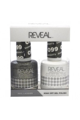 Reveal Professional - Gel & Lacquer - Shimmering Lights 099 - 15 mL / 0.5 oz