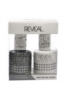 Reveal Professional - Gel & Lacquer - Salt & Pepper 103 - 15 mL / 0.5 oz
