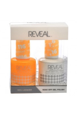Reveal Professional - Gel & Lacquer -Trick-or-Treat 116 - 15 mL / 0.5 oz