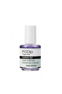 SuperNail ProDip - Cuticle Oil - 14 ml / 0.5 oz