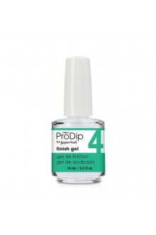 SuperNail ProDip - Finish Gel - 14 ml / 0.5 oz