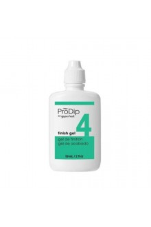 SuperNail ProDip - Finish Gel - 59 ml / 2 oz