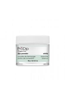 SuperNail ProDip - Dip Powder - White - 56 g / 2 oz
