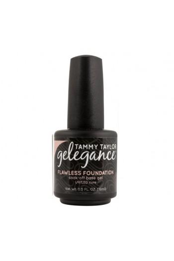 Tammy Taylor - Gelegance Flawless Foundation - UV/LED - 0.5 Oz / 15 mL