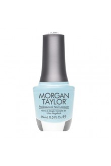 Morgan Taylor Nail Lacquer - Water Baby - 0.5oz / 15ml