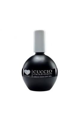 Cuccio Colour Veneer - LED/UV Soak Off Gel - #3 Base Coat Treatment - 2.5oz / 75ml
