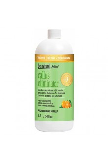 Prolinc Be Natural Fresh Orange Callus Eliminator - 34oz / 1.02L