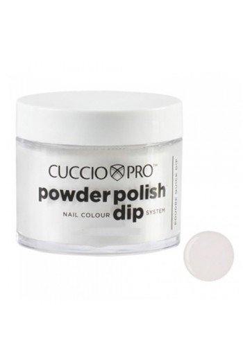 Cuccio Pro - Powder Polish Dip System - White - 5.75oz / 163g