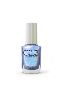 Color Club Nail Lacquer - Crystal Baller - 0.5oz / 15ml
