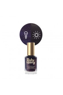 Ruby Wing - Color Changing Nail Lacquer - Dark Wash - 0.5oz / 15ml