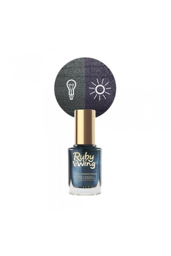 Ruby Wing - Color Changing Nail Lacquer - Distressed - 0.5oz / 15ml