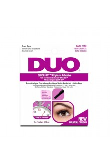 DUO Quick Set Adhesive - Dark Tone - 5g / 0.18 oz