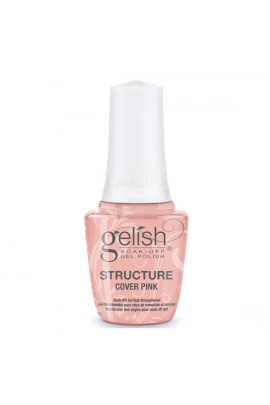Gelish Brush-On Structure Gel  - Cover Pink - 15 ml / 0.5 oz