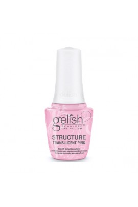 Gelish Brush-On Structure Gel - Translucent Pink - 15 ml / 0.5 oz