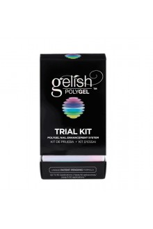 Nail Harmony Gelish - PolyGel - Trial Kit W/ Polytool