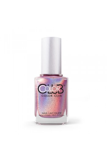 Color Club Nail Lacquer - Halo-Graphic - 0.5oz / 15ml