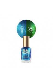 Ruby Wing - Color Changing Nail Lacquer - High Tide - 0.5oz / 15ml