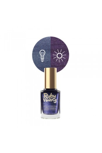 Ruby Wing - Color Changing Nail Lacquer - Low Rise - 0.5oz / 15ml