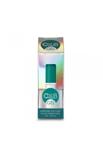 Color Club Nail Treatments - Matte-ified Gel Top Coat - 0.5oz / 15ml