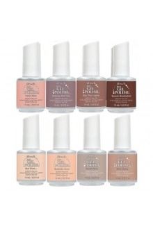 ibd Just Gel Polish - Nude 2017 Collection - 14ml / 0.5oz Each - All 8 Colors