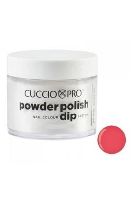 Cuccio Pro - Powder Polish Dip System - Passionate Pink - 5.75oz / 163g