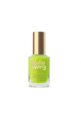 Ruby Wing - Color Changing Nail Lacquer - Peace N Luv - 0.5oz / 15ml
